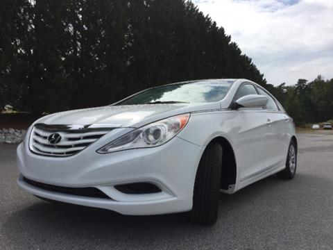 2011 Hyundai Sonata for sale in Boiling Springs, SC