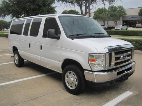 2010 Ford E-Series Wagon for sale in Plano, TX