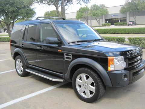 2007 Land Rover LR3 for sale in Plano, TX