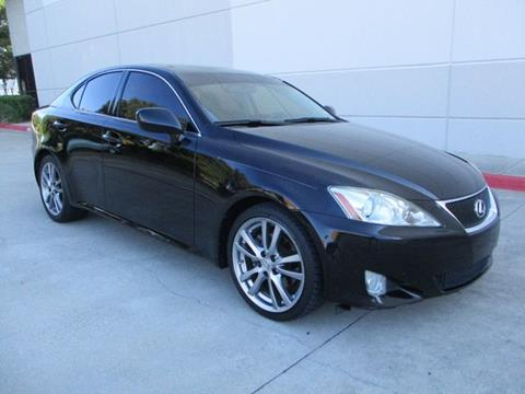 2008 Lexus IS 250 for sale in Plano, TX