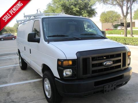 2011 Ford E-Series Cargo for sale in Plano, TX