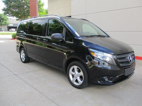 2016 Mercedes-Benz Metris for sale in Plano, TX
