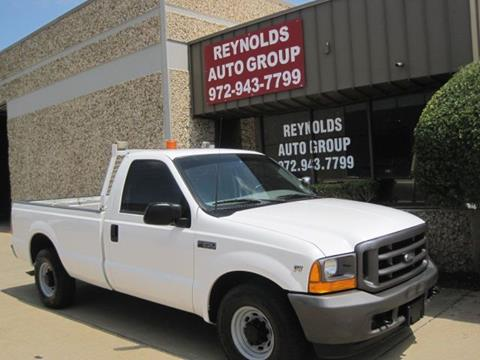 2001 Ford F-250 Super Duty for sale in Plano, TX