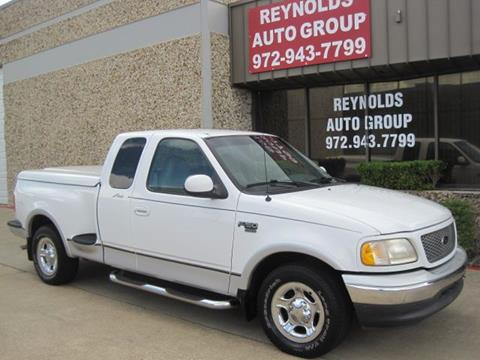 2000 Ford F-150 for sale in Plano, TX