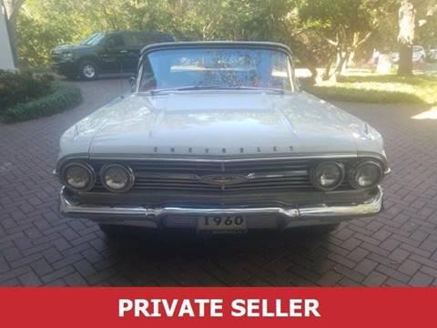 1960 Chevrolet Impala for sale in Plano, TX