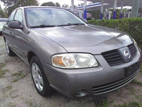 2004 Nissan Sentra for sale in Tampa, FL
