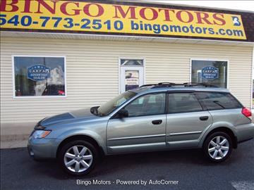 2009 Subaru Outback for sale in Winchester, VA