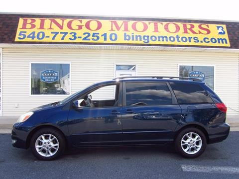 2005 Toyota Sienna for sale in Winchester, VA