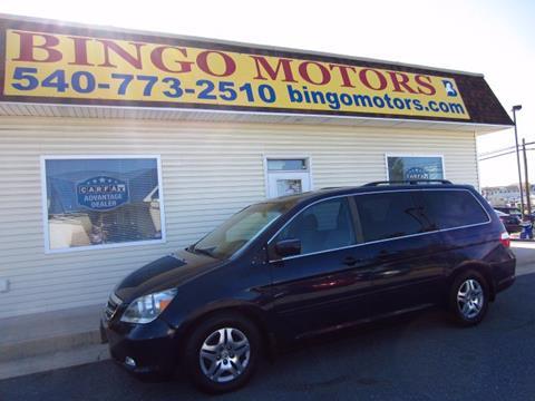 2005 Honda Odyssey for sale in Winchester, VA