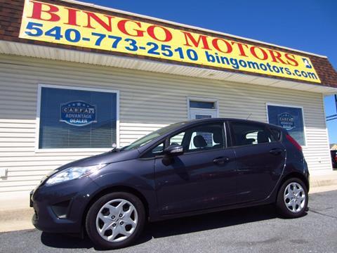 2013 Ford Fiesta for sale in Winchester, VA