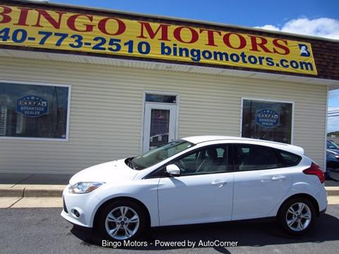 2013 Ford Focus for sale in Winchester, VA