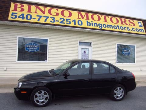 2002 Hyundai Elantra for sale in Winchester VA
