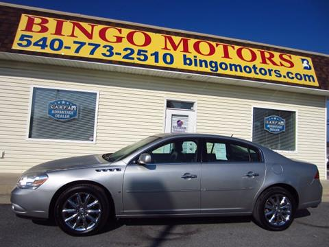 2006 Buick Lucerne for sale in Winchester, VA