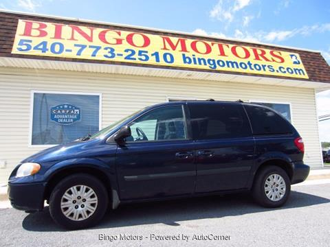 2006 Chrysler Town and Country for sale in Winchester, VA