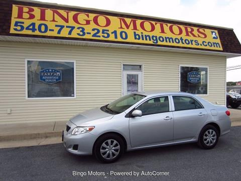 2010 Toyota Corolla for sale in Winchester VA