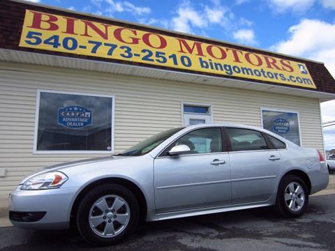 2011 Chevrolet Impala for sale in Winchester, VA