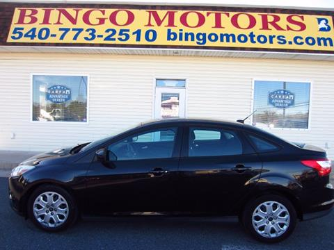 2012 Ford Focus for sale in Winchester VA