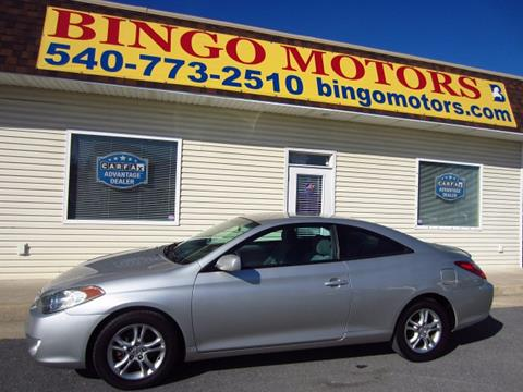 2005 Toyota Camry Solara for sale in Winchester, VA
