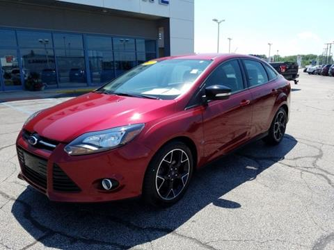 2014 Ford Focus for sale in Burns Harbor, IN