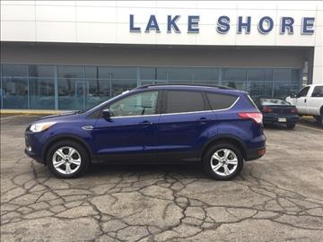 2015 Ford Escape for sale in Burns Harbor, IN