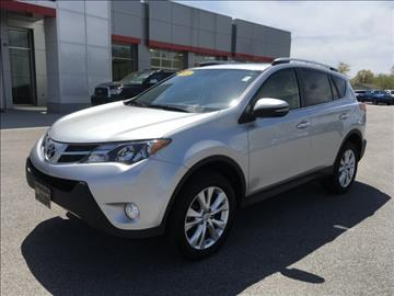 2014 Toyota RAV4 for sale in Burns Harbor, IN
