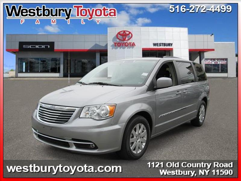 Awesome 2016 Chrysler Town And Country For Sale At Westbury Toyota In Westbury NY
