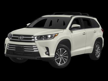 2017 Toyota Highlander for sale in Westbury, NY