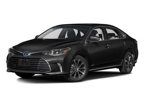 2017 Toyota Avalon Hybrid for sale in Westbury, NY
