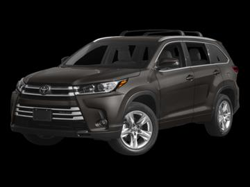 2017 Toyota Highlander for sale in Westbury, NY