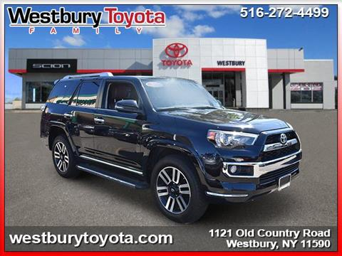 2015 Toyota 4Runner for sale in Westbury, NY