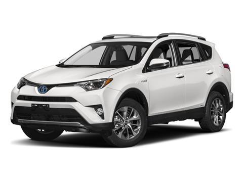 2017 Toyota RAV4 Hybrid for sale in Westbury, NY
