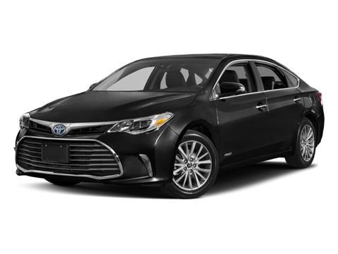 2018 Toyota Avalon Hybrid for sale in Westbury, NY