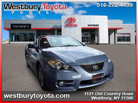 2008 Toyota Camry Solara for sale in Westbury, NY