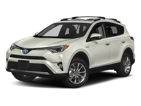 2018 Toyota RAV4 Hybrid for sale in Westbury, NY