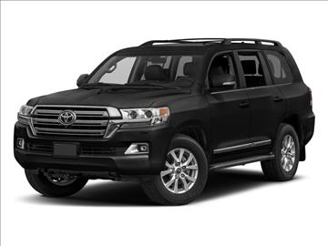 2017 Toyota Land Cruiser for sale in Westbury, NY