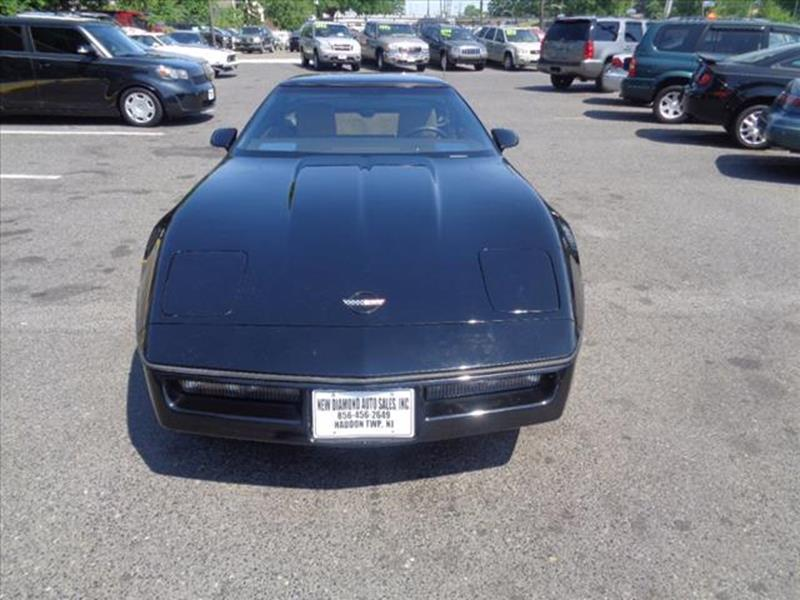 1985 Chevrolet Corvette 2dr Hatchback - West Collingswood NJ