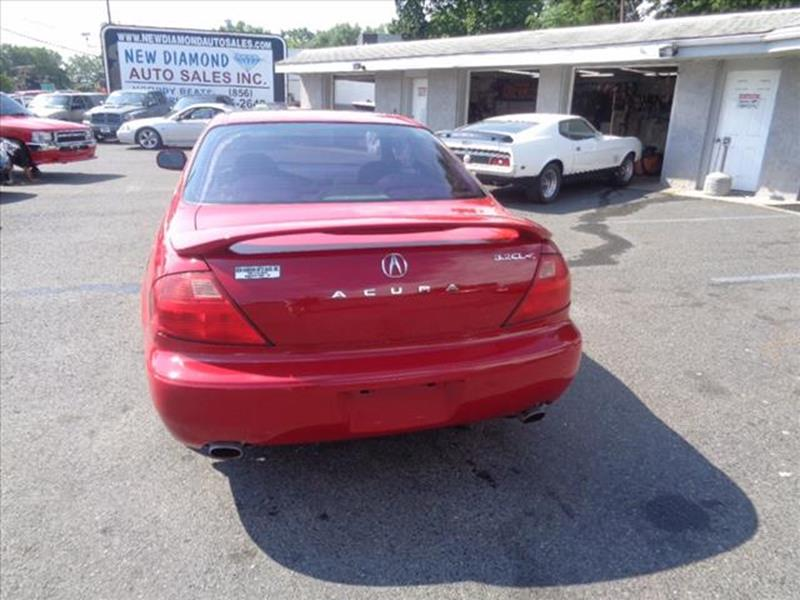 2001 Acura CL 3.2 Type-S 2dr Coupe w/Navigation - West Collingswood NJ