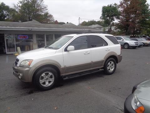 2004 Kia Sorento for sale in West Collingswood, NJ