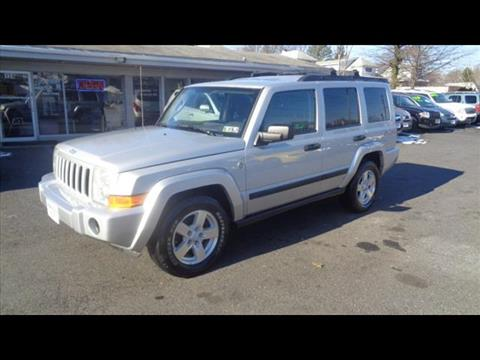 2006 Jeep Commander for sale in West Collingswood, NJ