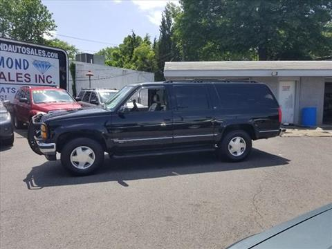 1998 GMC Suburban for sale in West Collingswood, NJ