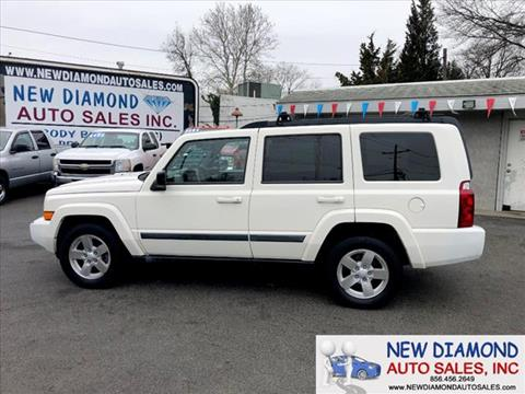 2008 Jeep Commander for sale in West Collingswood, NJ