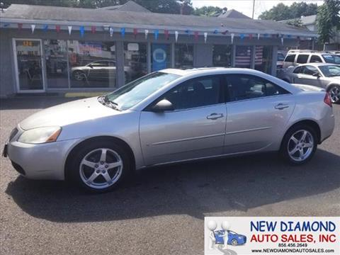 2007 Pontiac G6 for sale in West Collingswood, NJ