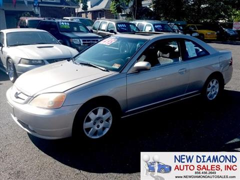 2002 Honda Civic for sale in West Collingswood, NJ