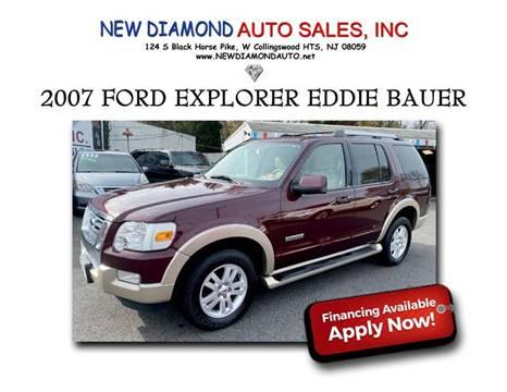 2007 Ford Explorer for sale in West Collingswood, NJ