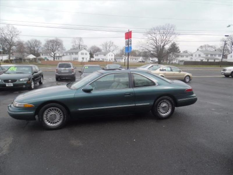 1995 Lincoln Mark VIII LSC 2dr Coupe - West Collingswood NJ