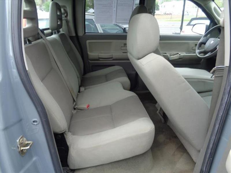 2005 Dodge Dakota 4dr Quad Cab SLT Rwd SB - West Collingswood NJ