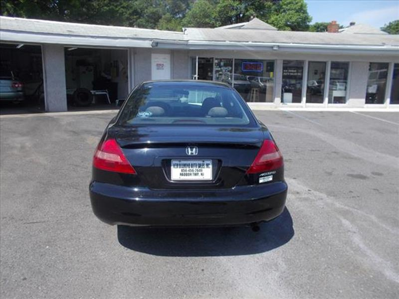 2005 Honda Accord LX Special Edition 2dr Coupe - West Collingswood NJ