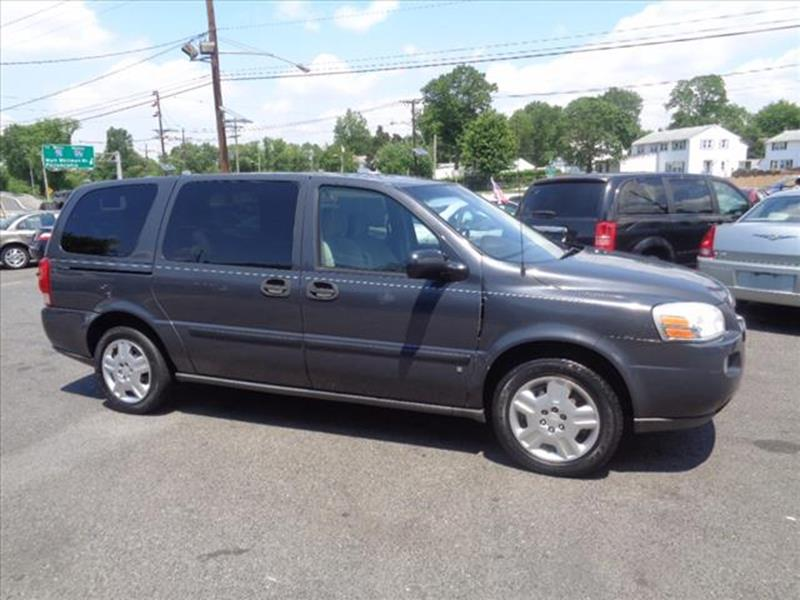 2008 Chevrolet Uplander LS Fleet 4dr Extended Mini-Van - West Collingswood NJ
