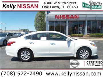 2016 Nissan Altima for sale in Oak Lawn, IL