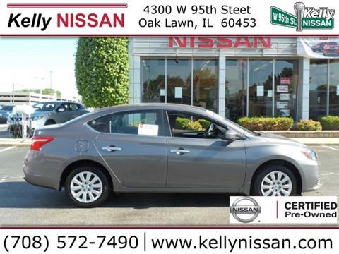 2017 Nissan Sentra for sale in Oak Lawn, IL